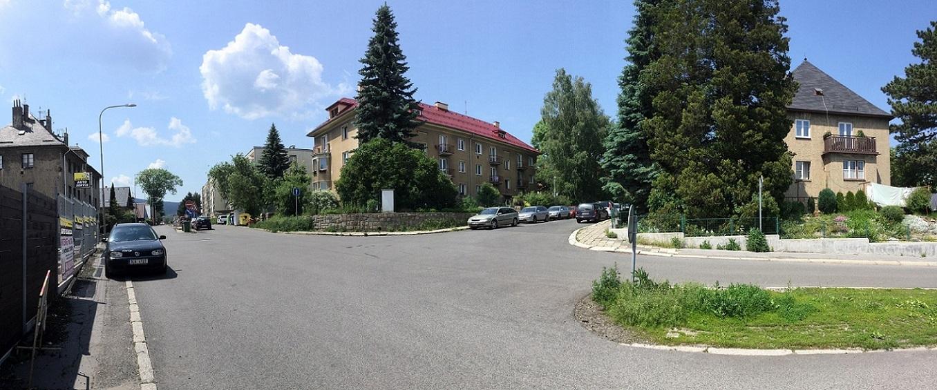 Na Bojišti, Liberec